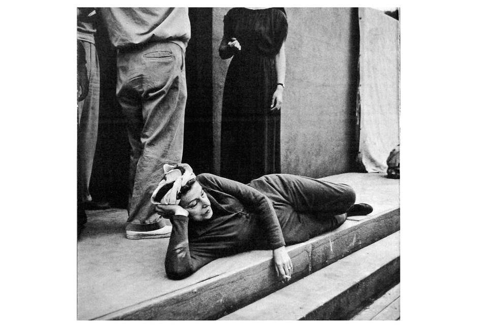 Κατίνα Παξινού, 1955
