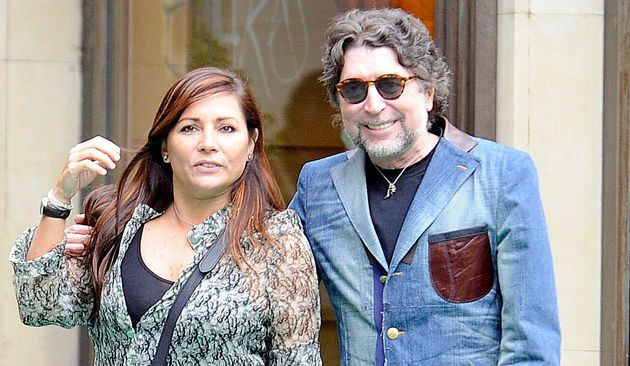 Joaquín Sabina se casa en secreto con su pareja, Jimena