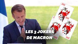 Ces trois propositions que Macron n'a pas voulu