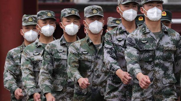El ejército chino en