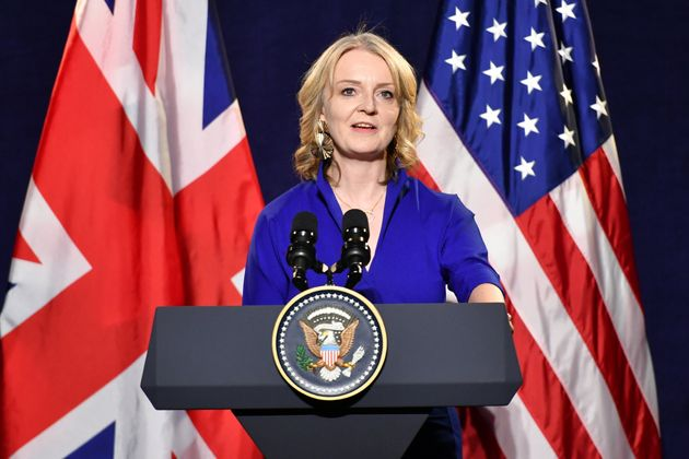 Liz Truss Offers Concession On Cheap US Food Imports Amid Growing Tory Pressure