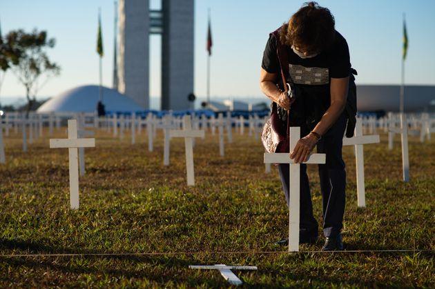 A covid-19 já matou501 pessoas do Distrito