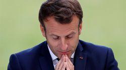 Macron comienza un giro ecologista tras el avance verde en las