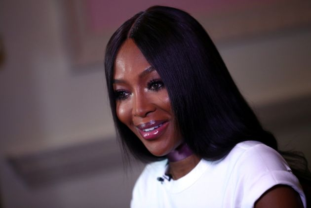 International supermodel and activist Naomi Campbell speaks to Reuters during an interview in London, Britain, June 24, 2019. REUTERS/Hannah McKay