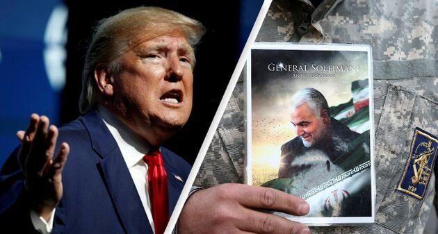 Irán vuelve a responsabilizar a Trump de la muerte del general