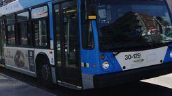 Un chauffeur d'autobus de la STM est gravement blessé lors d'une