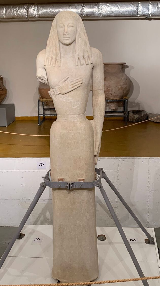 Αρχαϊκή Κόρη