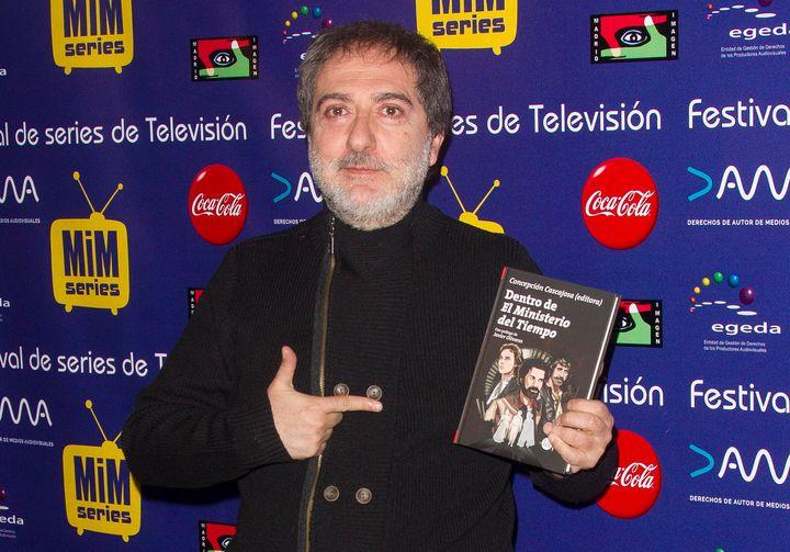 Imagen de archivo de Javier Olivares.