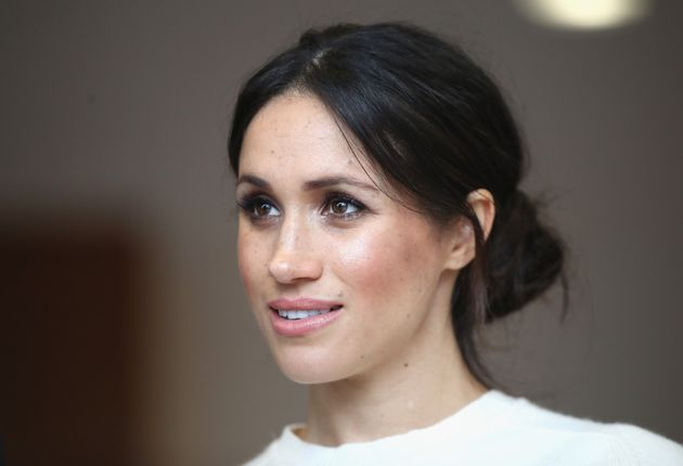 Meghan Markle in March