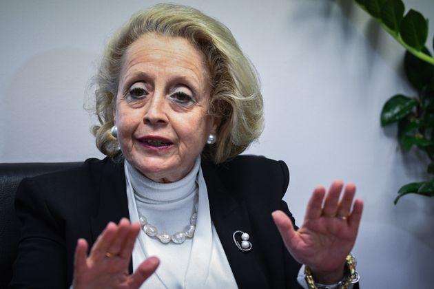 ΣτΕ: Απορρίφθηκε η αιτήση της Βασιλικής Θάνου κατά της απομάκρυνσης από πρόεδρος της Επιτροπής