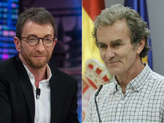 Pablo Motos y Fernando
