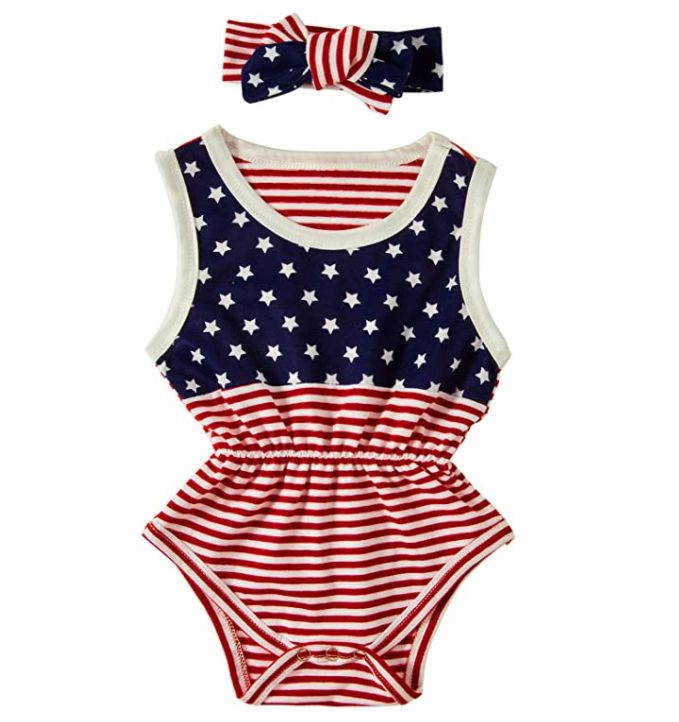 We Found 4th Of July Shirts For The Whole Family 24