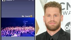 Chase Rice Condemned By Kelsea Ballerini, Critics For 'Enormous Crowd' At TN