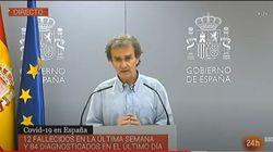 Fernando Simón advierte de que utilizar las mascarillas FFP2 no es