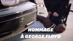 Ce rappeur américain reproduit la mort de George Floyd pour clôturer les BET