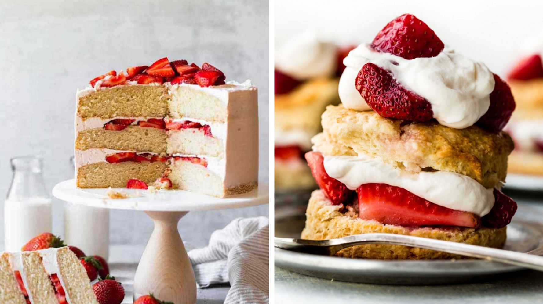 Strawberry Shortcake Recipes: 14 Ways To Make The Classic Dessert