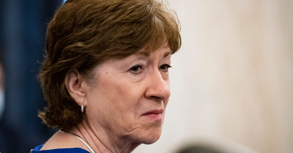 Sen. Susan Collins Gives Brett Kavanaugh A Pass For Opposing Abortion Rights Ruling