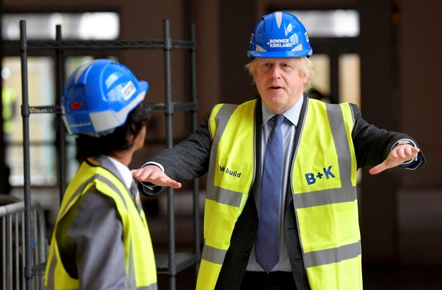 Can Johnson's New Deal Get The UK Out Of The Covid Downturn?