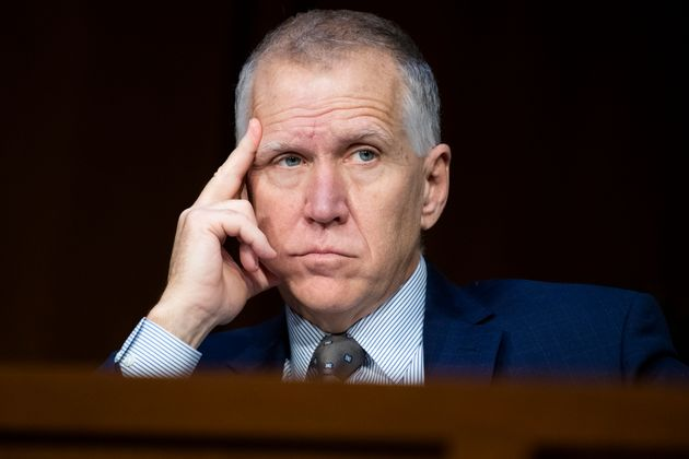 The first general election ad for Sen. Thom Tillis (R-N.C.) highlighted his hardscrabble