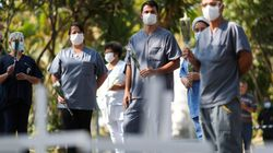 Covid-19 matou 58.314 no Brasil. SP e RJ têm 42% das