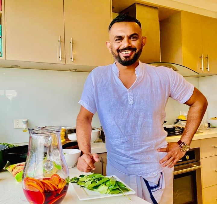 Virosh Perera lives in Endeavour Hills in Victoria's Casey local government area – one of the COVID-19 hot spots.