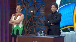 Malestar con lo que hizo Samantha Vallejo-Nágera en varias ocasiones durante la semifinal de