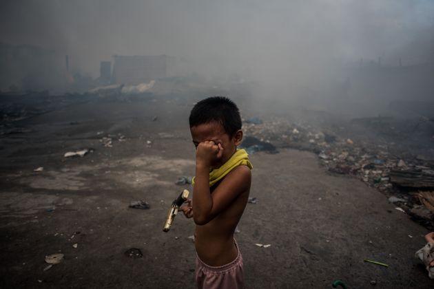 Φιλιππίνες: Κυνήγι ναρκωτικών έχει οδηγήσει στην δολοφονία 122 παιδιών - Εκκληση για βοήθεια στον