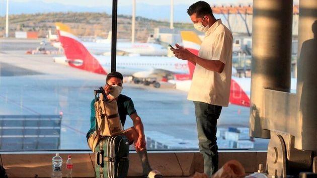 El aeropuerto Adolfo Suárez Madrid Barajas, en