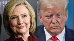 FLASHBACK: Here's How Trump Mocked Hillary Clinton's Pneumonia In