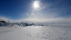 Le Pôle Sud se réchauffe trois fois plus vite que le reste de la