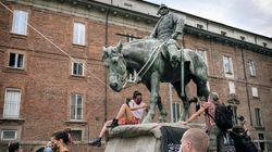 Quelle statue e quel conflitto adolescenziale