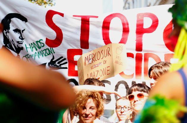 Parte la campagna #StopEuMercosur |  per fermare uno dei trattati più tossici mai formulati