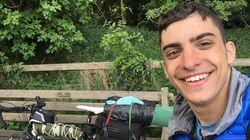 Σκωτία – Ελλάδα με ποδήλατο: Ο Κλέων Παπαδημητρίου έκανε 3.500 χλμ πάνω σε δυο