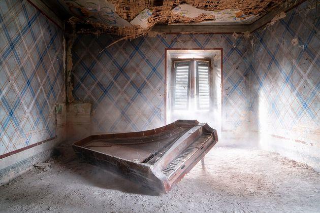 «Πιάνο στο πάτωμα» (