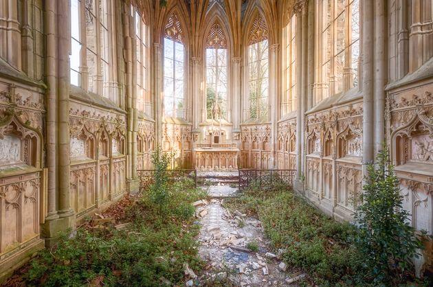 «Πρώην εκκλησάκι» (Former Chapel)
