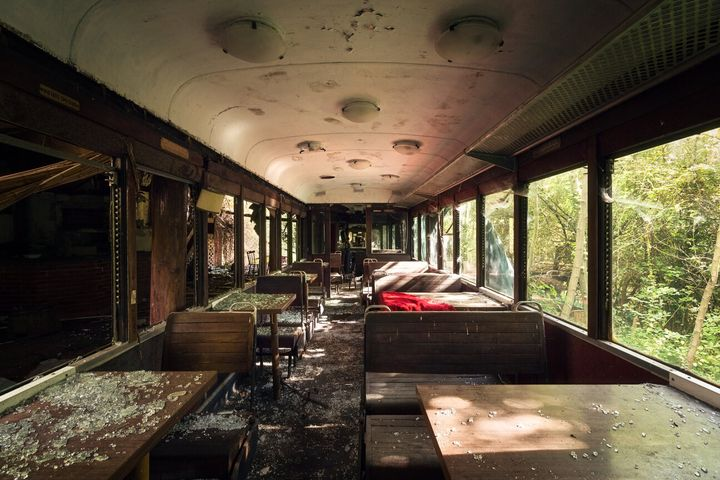 «Βαγόνι τρένου» (Train Cabin)