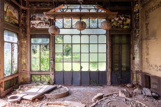Εγκαταλελειμμένο θερμοκήπιο (Greenhouse Neo)