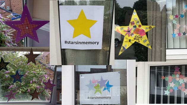 This Is Why People Are Putting Stars Up In Their Windows