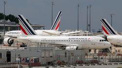 Air France veut supprimer des milliers de postes d'ici