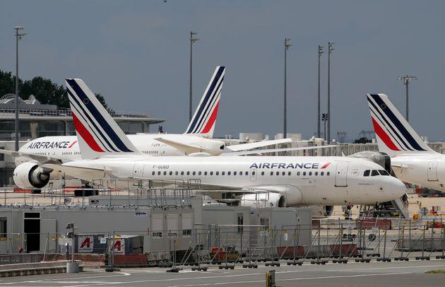 Coronavirus: Air France veut supprimer des milliers de postes d'ici