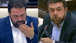 Un diputado de Bildu dice que él no entiende de armas y otro de C's le molesta con su
