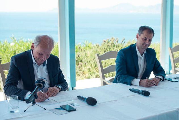 1,5 εκατ. τουρίστες δεσμεύτηκε να φέρει η TUI στην