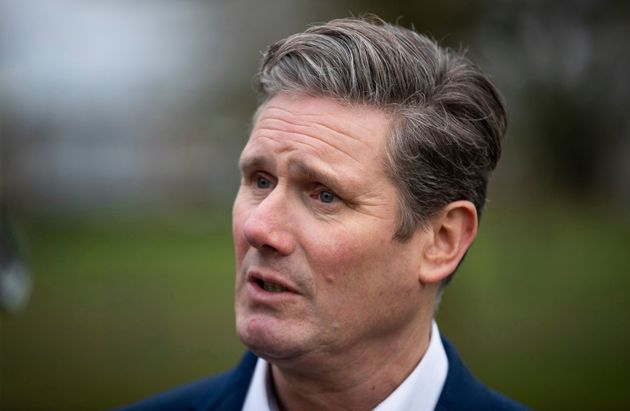 Starmer Wins Battle To Water Down Left-Wing Presence On Ruling NEC