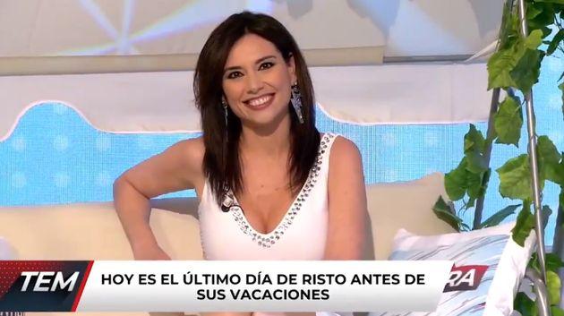 Marta Flich en 'Todo es
