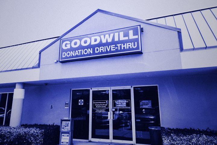 Thrift stores like Goodwill have had to adapt to the new normal caused by the coronavirus pandemic.