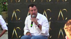 Salvini chiama Zingaretti