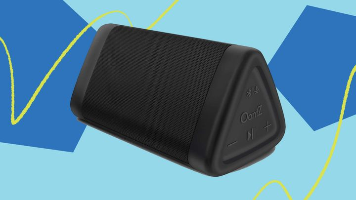 "This might be <a href=""https://amzn.to/31wy7qQ"" target=""_blank"" rel=""nofollow noopener noreferrer"">the best Bluetooth speaker on Amazon</a> for under $30. Here's our review."