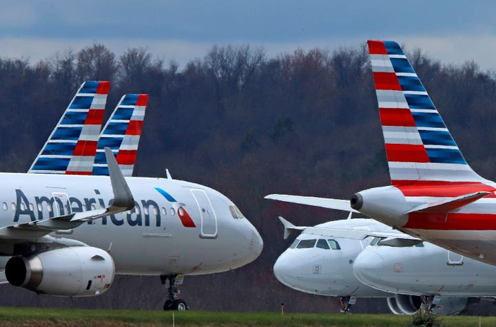 American Airlines has announced that it will resume flying its planes at full capacity beginning Wednesday.The CDC's di