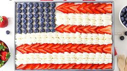 28 Red, White And Blue Desserts For The Fourth Of