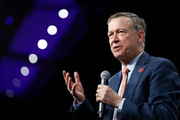 John Hickenlooperwill face off against incumbent Republican Sen. Cory Gardner this November in...